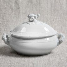 ARSALA-CARLSON WEDDING WEAVE 3 QT COVERED TUREEN