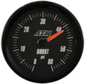 AEM 60 psi Boost Gauge