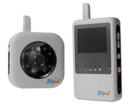 Digital Audio Video Baby Monitoring System