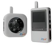 Digital Audio Video Baby Monitoring System