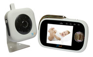 ZOpid Interference Free 3.2 inch LCD Baby Monitor - Built-in DVR