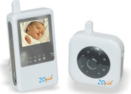 Digital Interfernce Free Video Baby Monitoring System