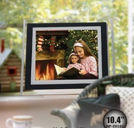 "ZOpid HF-ZG101 10.4"" Display Digital Photo Frame"