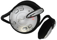 4GB Bluetooth Wireless Headset with Microphone MP3 Player and FM Radio