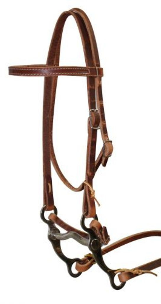 FREE SHIPPING! New Showman Nylon Pony Bridle Complete with Reins /& Bit