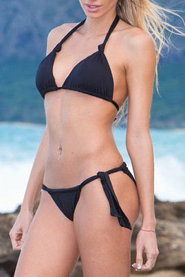 Treasure Bikini - Black