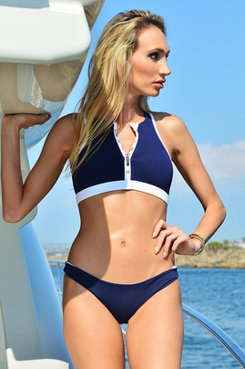 Fierce Swim + Sport Bikini