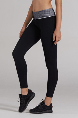 Studio Legging - Black