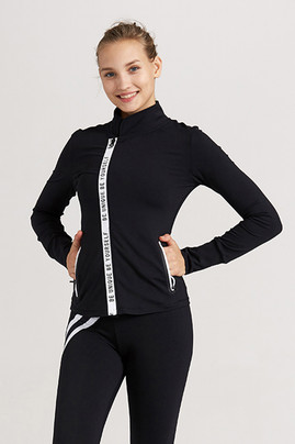 Celene Sport Jacket - Black