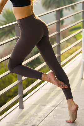 Endurance Legging - Grey