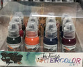World Famous Ink 1oz Jay Freestyle Water Color Set
