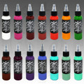 Industry Ink  New 14 Color Set