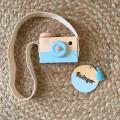 Wooden Toy Camera - Athina