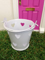 Fairy Door Love Heart Pail