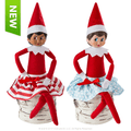 The Elf on the Shelf: Claus Couture Twirling Snow Skirt Set