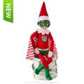 The Elf on the Shelf: Claus Couture Elf Superhero