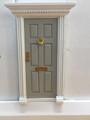 The Fairy Door Store - Grey Fairy Door