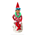 The Elf on the Shelf: Claus Couture Hawaiian Shirt
