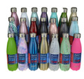 Oasis Insulated Stainless Steel Drink Bottle 500ml - Assorted Prints