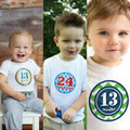 Sticky Bellies Boys 13-24months