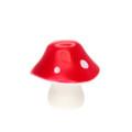 Delight Decor Mushroom Light Red