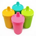 Re-Play Recycled Plastic Infant Tableware - No Spill Sippy Cup Single