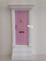 The Fairy Door Store - Lavender Fairy Door