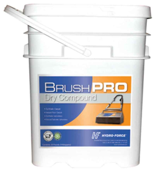 20 Lb Container Brush Pro Dry Compound