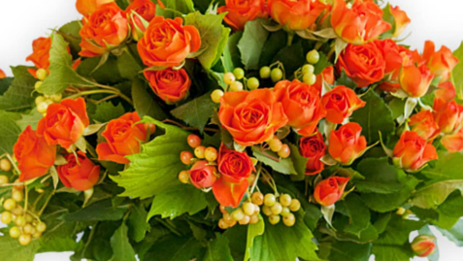 bon voyage bouquet