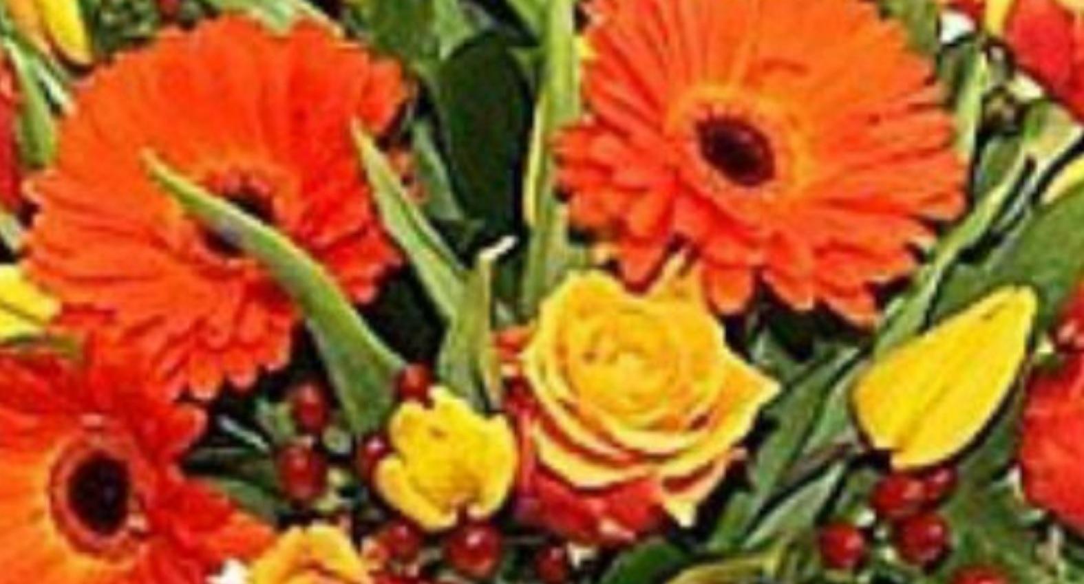 fire starter bouquet