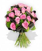 25 luxury Aqua roses bouquet