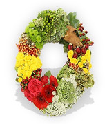 Luxury Seasonal Wreath