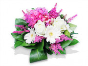 Pinks and Whites Posy