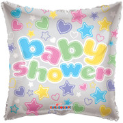 baby shower helium balloons