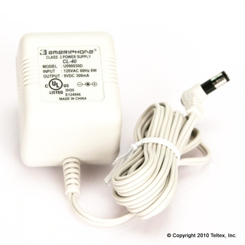 CL-40 AC Adapter White (Replacement)
