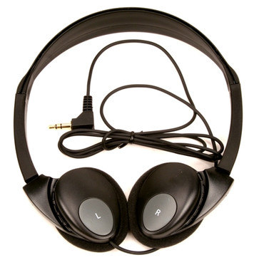 Comfort Audio Headphones