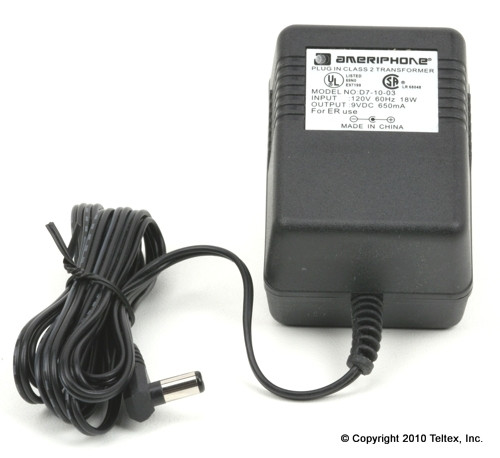 ER AC Adapter Replacement