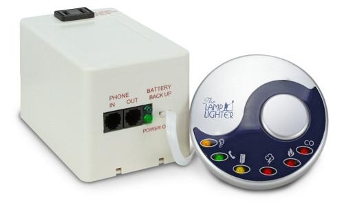 Silent Call LampLighter Signaler - LLS-04