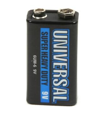 Battery 9V Alkaline