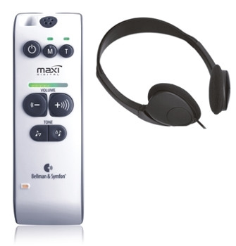 Bellman Audio Maxi Digital Communicator - Pkg 1
