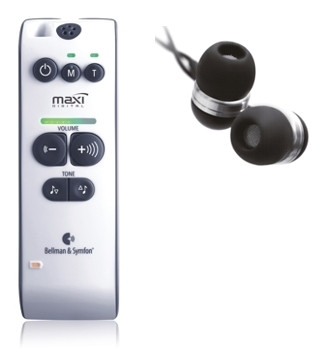 Bellman Audio Maxi Digital Communicator - Pkg 2