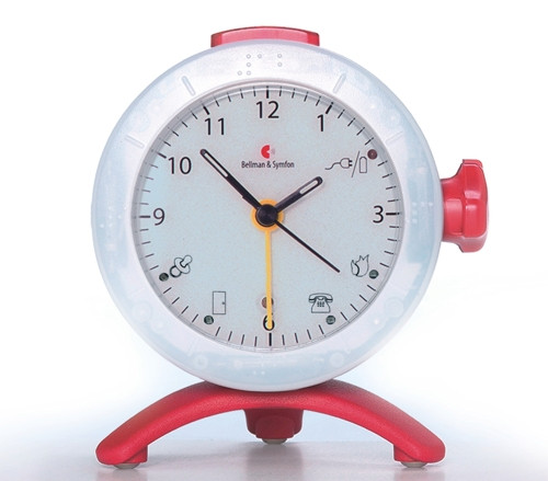 Bellman Visit Alarm Clock Receiver
