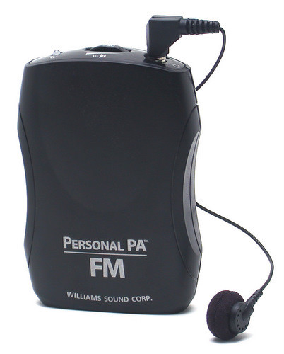 Williams Sound PPA R35