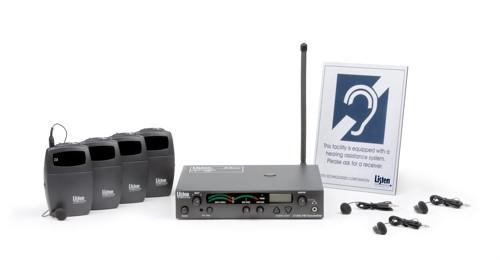 Listen LP-3CV-072 FM Value Package