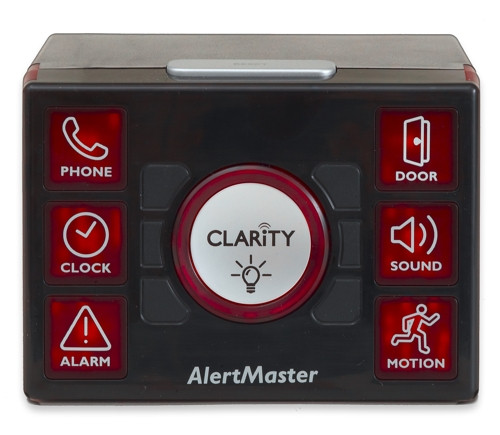 Clarity AlertMaster AL12 (Front wo/Antenna)