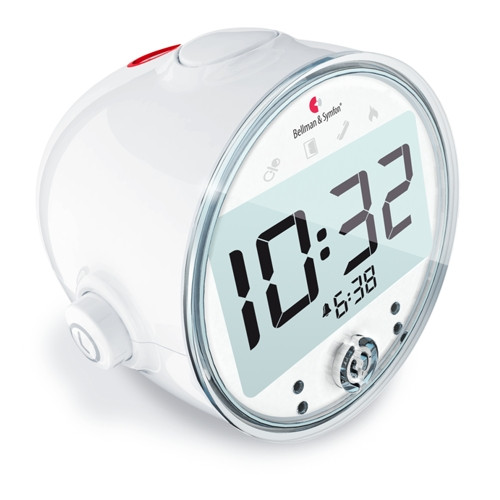 Bellman Visit Alarm Clock