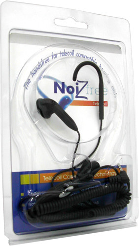 Noizfree Pcahr Wired Silhouette Pc Amp Audio Hook W