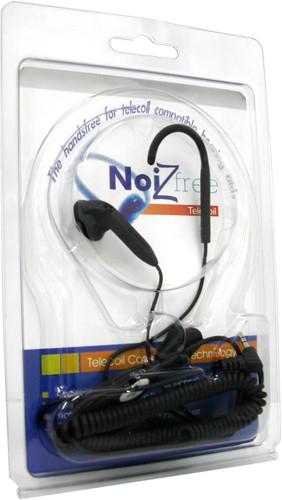NoiZfree NZ-PCAHR PC & Audio Silhouette - Hook w/ Earphone Receiver
