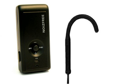 NoiZfree NZ-BTH3 Bluetooth Silhouette - Single