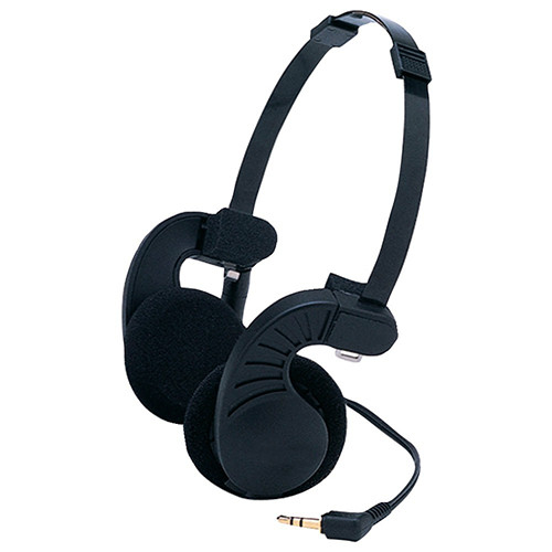 Cardionics E-Scope Headphones Convertible Style (Plug View)